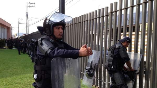 Dispositivo en Guerrero
