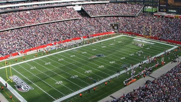 Estadio Patriotas Nueva Inglaterra