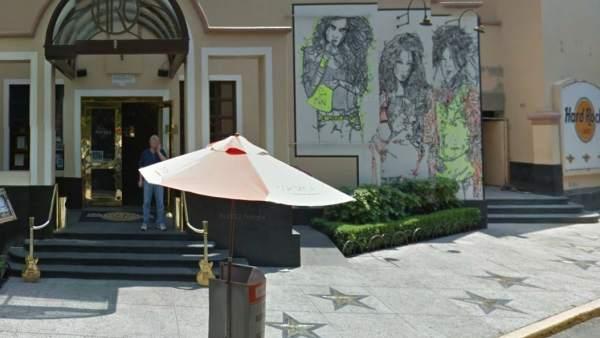 Hard Rock Café México
