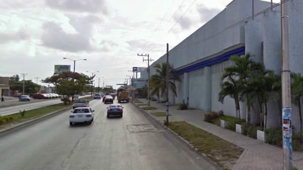 Carretera de Cancún
