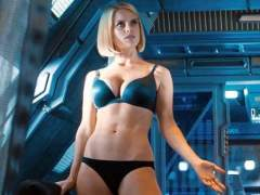 Alice Eve en Star Trek