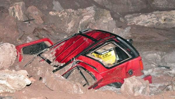 Desastre en Tepeji Río