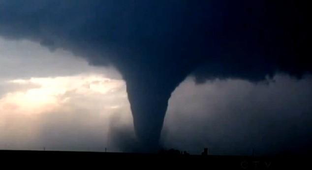 Los cient ficos alertan de que m xico tiene una deficiente infraestructura ante tornados - Tornados en espana ...
