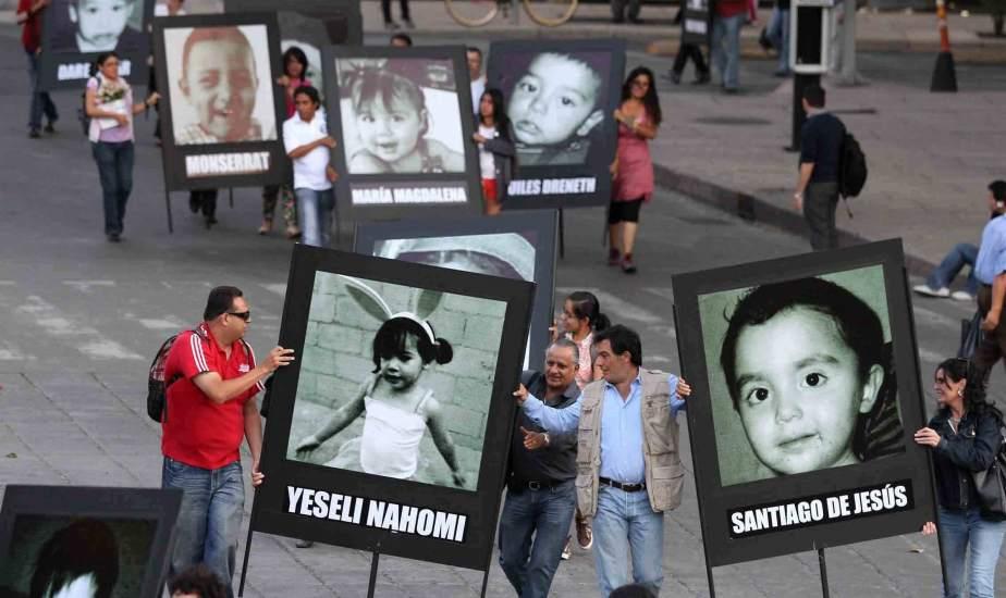 Marchan en Hermosillo en el cuarto aniversario de la tragedia en ...
