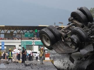 Tragedia en Michoacán
