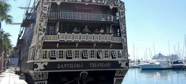 El Santísima Trinidad, en Alicante