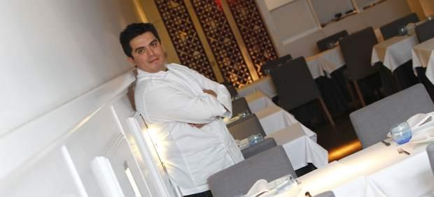 Roberto Ruiz, cocinero mexicano