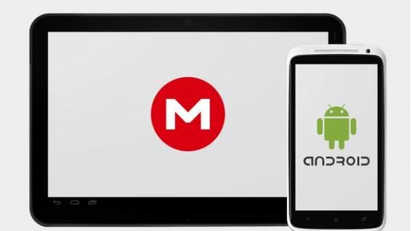 Mega llega a Android