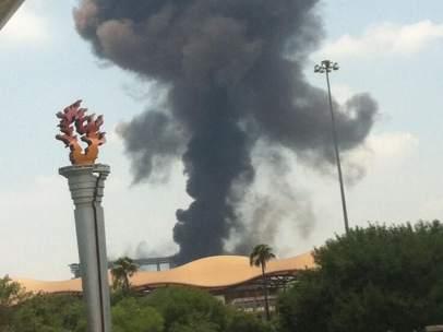 Explosión Ternium Monterrey