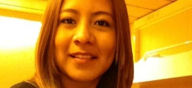 Joven mexicana desaparecida en el accidente de tren