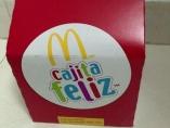 Cajita Feliz de McDonald's
