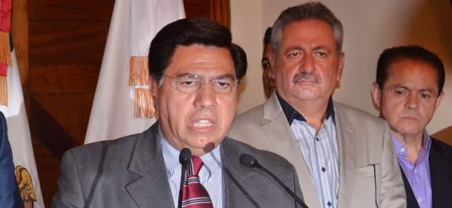 Jesús Reyna, Gobernador Interino Michoacán