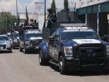 Policía en Michoacán