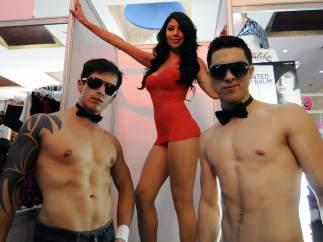 Expo erótica en Tijuana