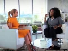 Oprah Winfrey entrevista a Lindsay Lohan