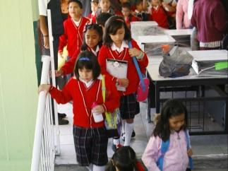 Regreso a clases en Xalapa
