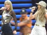 Taylor Swift y Jennifer López
