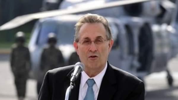 Embajador de EU en México