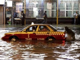 Lluvias históricas en la Ciudad de México