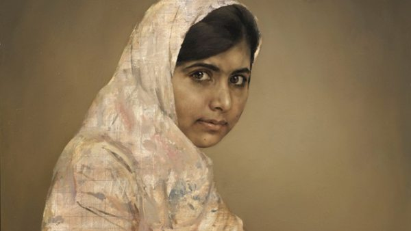 ´Girl Reading (Malala Yousafzai)´