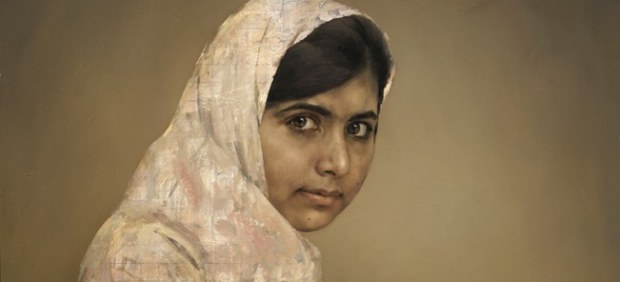 ´Girl Reading (Malala Yousafzai)´