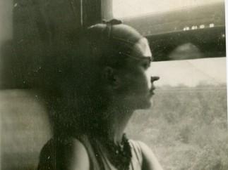 Frida Kahlo de regreso de Detroit, 1932