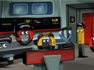 ´Doodle´ de Star Trek