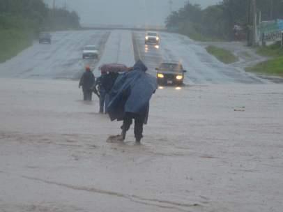 Tormentas en Guerrero