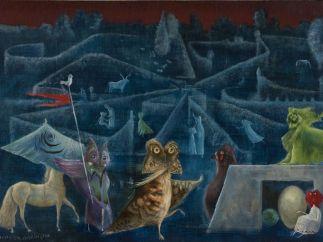 ´Ulu´s Pants´, 1952