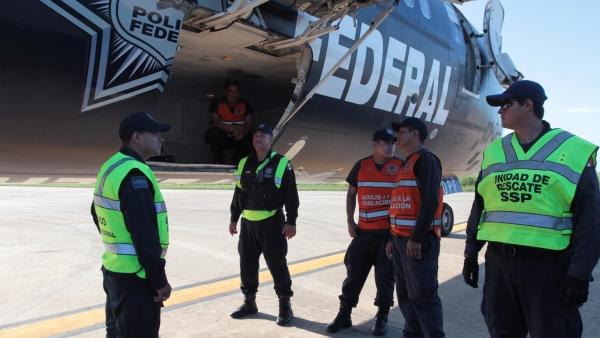 Ayuda federal a Guerrero