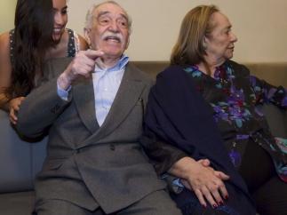 García Márquez, en un boliche
