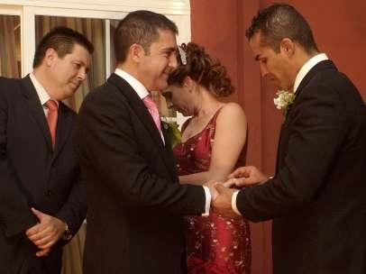 Matrimonio entre homosexuales