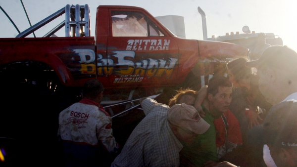 'Monster Truck' en Chihuahua
