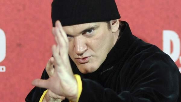 """Tarantino asegura que cuenta con """"cuatro historias"""" para hacer cine durante los próximos 10 años"""