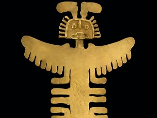´Pectoral´, early Tolima, 1 BC – AD 700