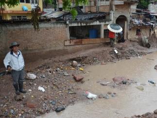 Inundaciones y encharcamientos