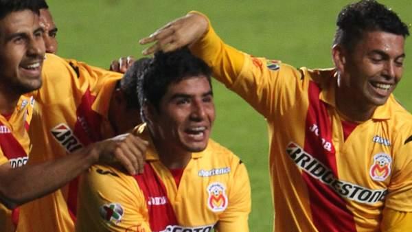 Monarcas vs. Puebla