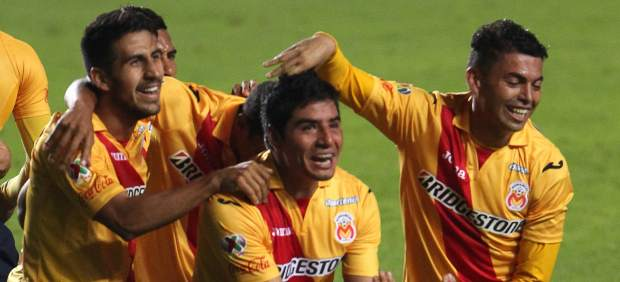 Monarcas vs. Puebla