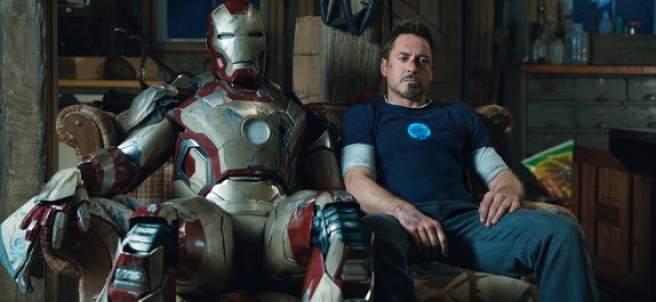 Robert Downey Jr. en ´Iron Man 3´