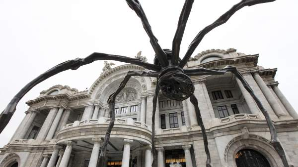 Araña -Bellas Artes