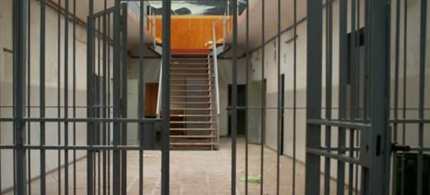 Interior de una cárcel