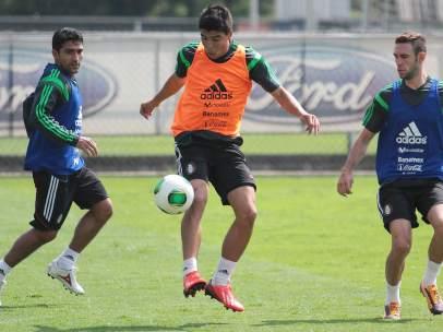Selección Mexicana en Nueva Zelanda