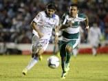 Querétaro contra Santos Laguna