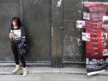 Jóvenes que trabajan en México