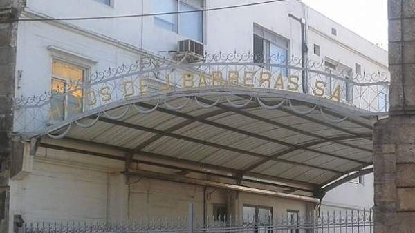 Astillero Barreras