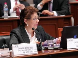 María Marván Laborde, Consejera del IFE
