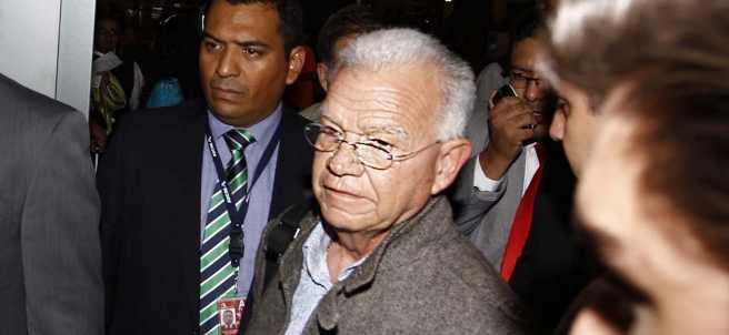 Andrés Granier Melo, ex gobernador de Tabasco