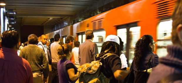 Metro del DF