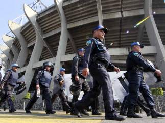 Resguardo policiaco
