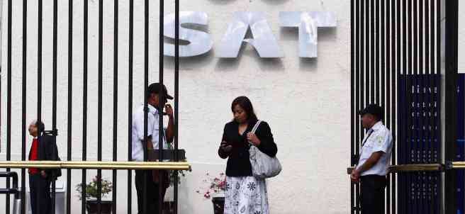 SAT, Servicio de Administración Tributaria